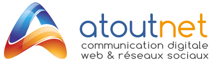 Atoutnet Retina Logo